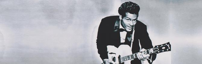 Chuck Berry: rock and roll will never die