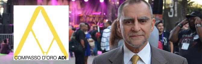 Il Compasso d'Oro guarda al musicale: ADI sceglie Claudio Formisano