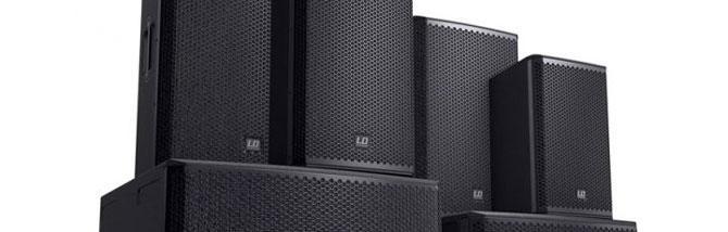 Adam Hall presenta la nuova serie Stinger G3 di LD Systems