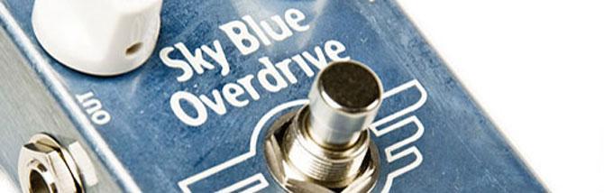 Mad Professor Sky Blue nel blue dipinto di gain