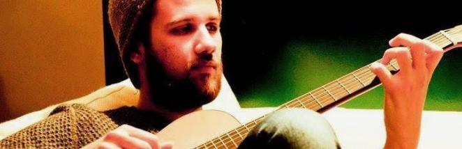 Claudio Bruno, un nuovo brillante chitarrista acustico