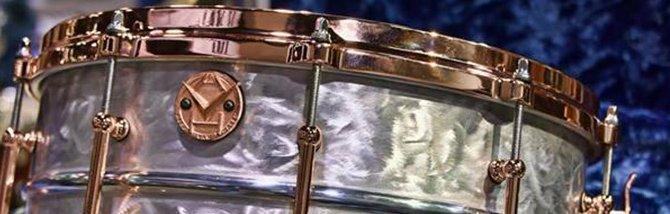 Ludwig: rullante Alex Van Halen signature