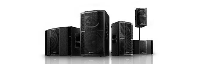 Pioneer sbarca nel mondo del Pro Audio con la serie XPRS