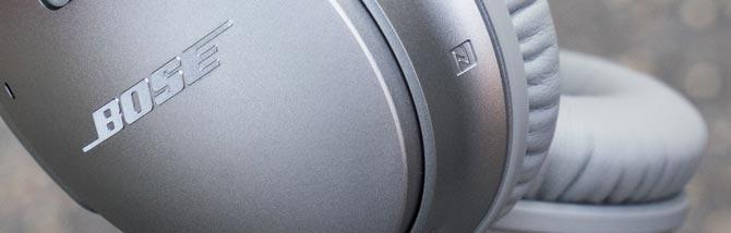 Bose QC35: cancellazione del rumore ora anche senza fili