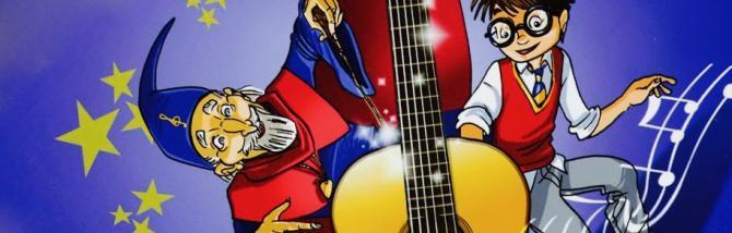 La magia della chitarra