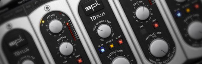 Plugin Of The Week - SPL & Plugin Alliance Transient Designer Plus