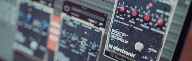 5 leggende TC Electronic tornano su schermo