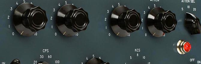 Studio icon - Pultec EQP-1A Passive Equalizer