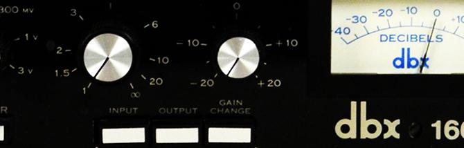 Compressione parallela di cassa e rullante con DBX160 e Pultec Eq