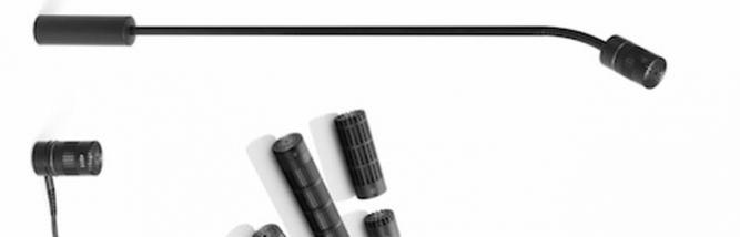 DPA Microphones presenta il microfono d:dictate range
