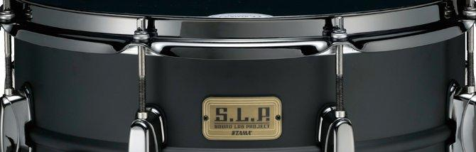 Tama: SLP Big Black Steel 13