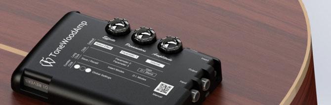 ToneWoodAmp, l'amplificatore senza cono