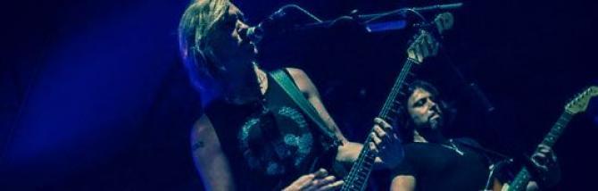 Kenny Wayne Shepherd: tripudio di chitarra blues