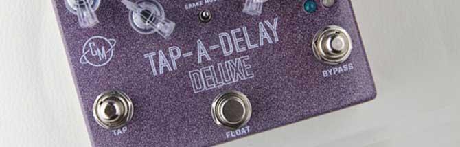 Tap-A-Delay Deluxe tra tappeti e dive bomb