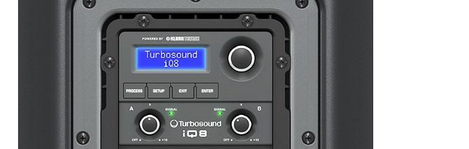 La serie Turbosound iQ spiegata