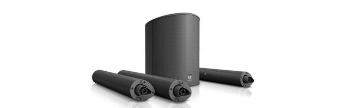 LD System Maui 5 tanta potenza 11 chili