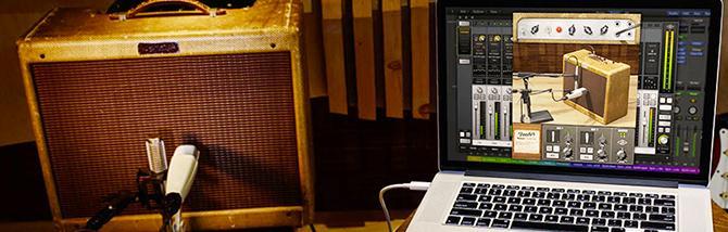 5 consigli per usare al meglio i Virtual Amp per chitarra in studio di registrazione