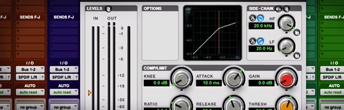 Mixing Tutorial - Come funziona il Compressore
