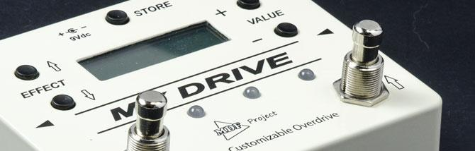 My Drive: in prova l'overdrive camaleontico