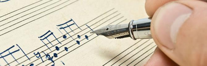 Per suonare bene devi essere anche un buon compositore!