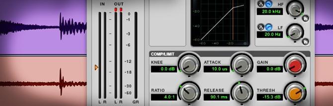 Mixing Tutorial - Come utilizzare l'Attacco e il Rilascio del Compressore
