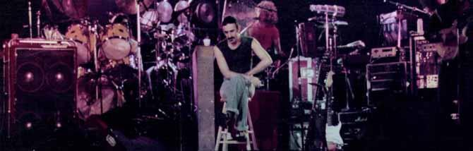 L'ologramma di Frank Zappa va in tour