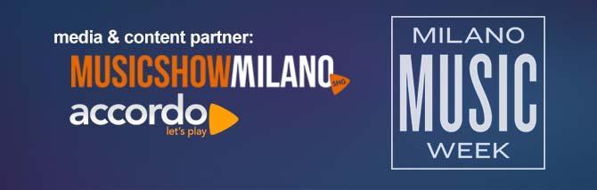 Accordo e SHG MusicShow partner del Comune per Milano Music Week