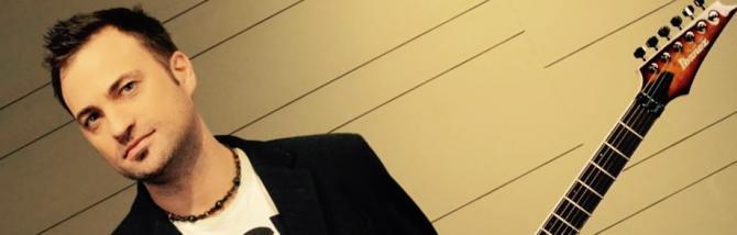 Intervista ad Alessandro Benvenuti: sul palco di Ibanez Rg Tour
