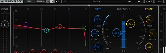Plugin Tutorial - Waves Audio Track