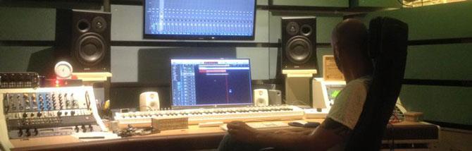 Dentro l'OUT Side Studio: l'accordatore