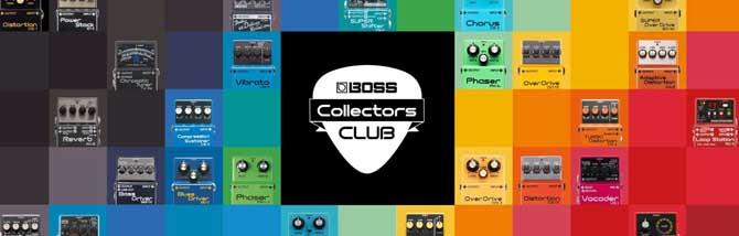 Boss Collectors Club: per malati di GAS