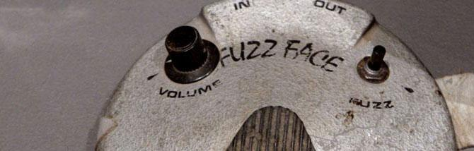 Il Fuzz Face di Jimi Hendrix è in vendita