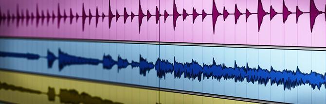 Back to Basic: i formati dei file nell'audio professionale