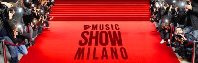 Pass VIP SHG MusicShow 2017: gadget, privilegi e come averne uno