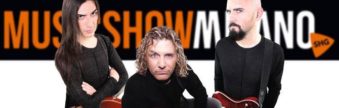L'RGA Tour continua a SHG MusicShow Milano