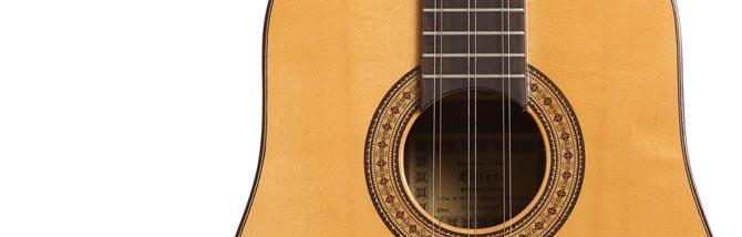Trasformare una chitarra in un tres cubano