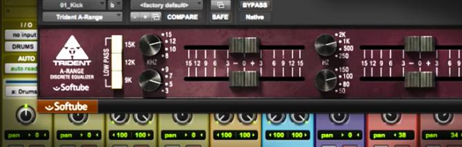 Plugin Tutorial - Softube Trident A-Range