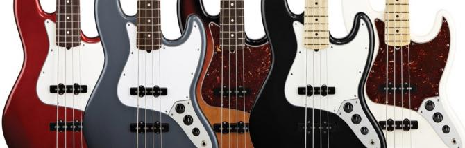 Il TBX di un Jazz Bass USA