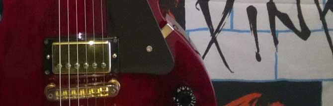 Gibson Les Paul Studio 2003: finalmente a casa!