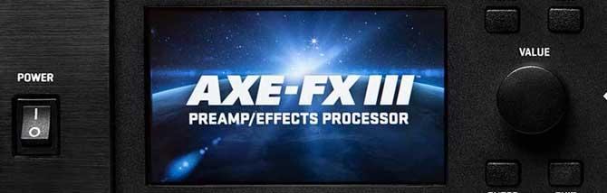 Fractal evolve: arriva Axe-Fx III