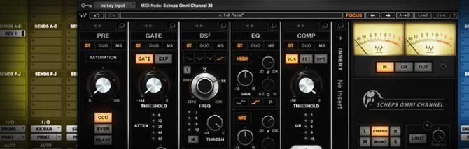 Plugin Tutorial - Waves Audio Scheps Omni Channel