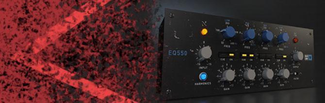 Overloud EQ550 è gratis, ma solo per pochi giorni
