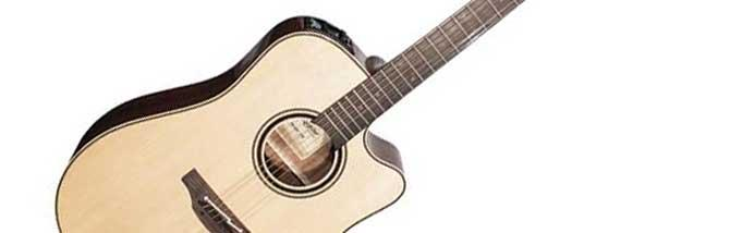 Takamine PS3DC, dreadnought un passo avanti