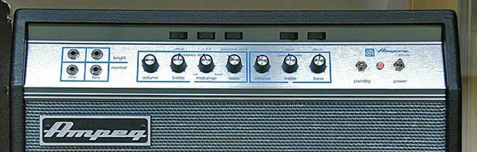 Niente Gibson: Yamaha assimila Ampeg