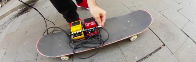 Sapresti fare un assolo in skateboard?