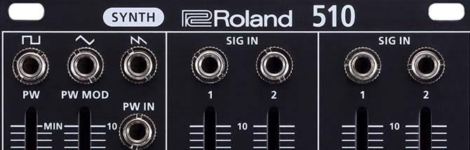 System-500: Roland rilancia il synth modulare