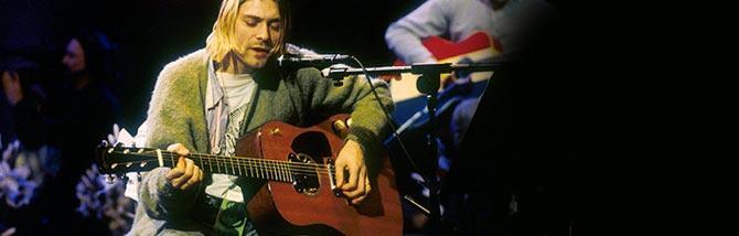 La famiglia Cobain perde storica la Martin dell'MTV Unplugged