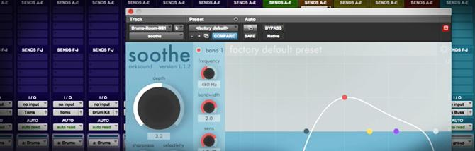 Plugin Tutorial - Oeksound Soothe