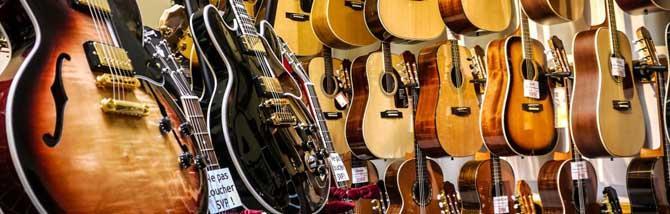 Il mercato della chitarra è in ripresa