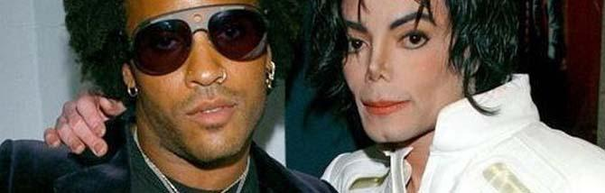 Michael Jackson canta nell'ultimo singolo di Lenny Kravitz